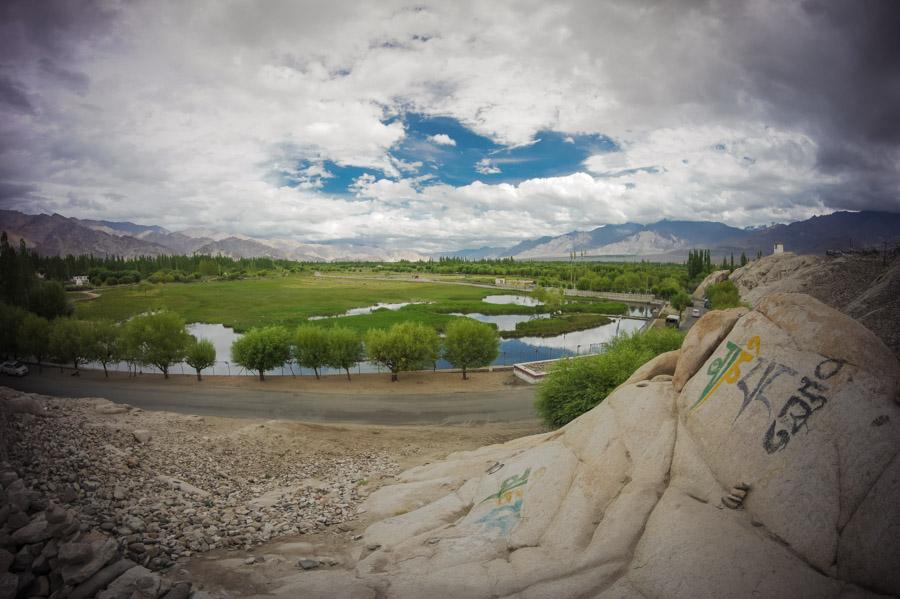 Подъем на Шей. Монастыри Ладакха (Монастыри малого Тибета) © Kartzon Dream - авторские путешествия, авторские туры в Ладакх, тревел фото, тревел видео, фототуры