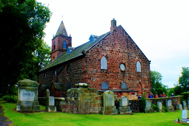 Old Monkland Parish Church
