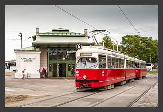 Tram Wien, 12. Aug 2014