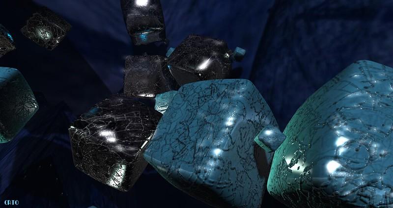The Sea of Cubic Dreams - III