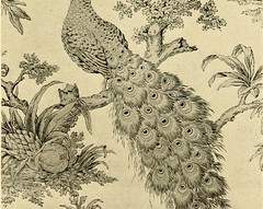 """Image from page 396 of """"Decorative textiles; an illustrated book on coverings for furniture, walls and floors, including damasks, brocades and velvets, tapestries, laces, embroideries, chintzes, cretones, drapery and furniture trimmings, wall papers, carp"""
