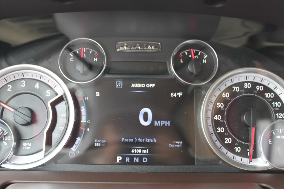 How to diagnose why Ram 1500 Speedometer is not working and