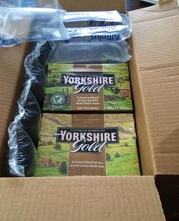 Tea supply !
