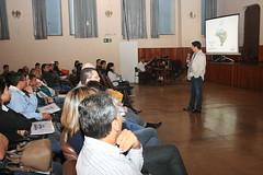 Aula Inaugural do Curso técnico em Logística do...