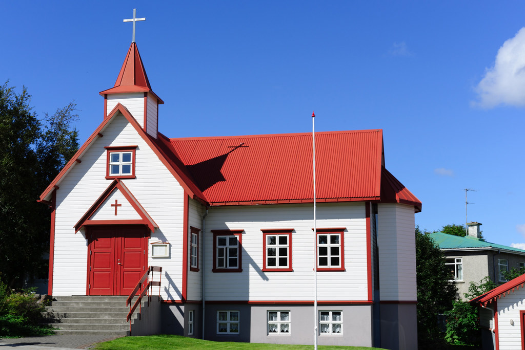 Church in Akureyri