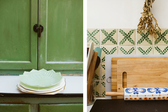 Ladyland friends with great places Selina kitchen details
