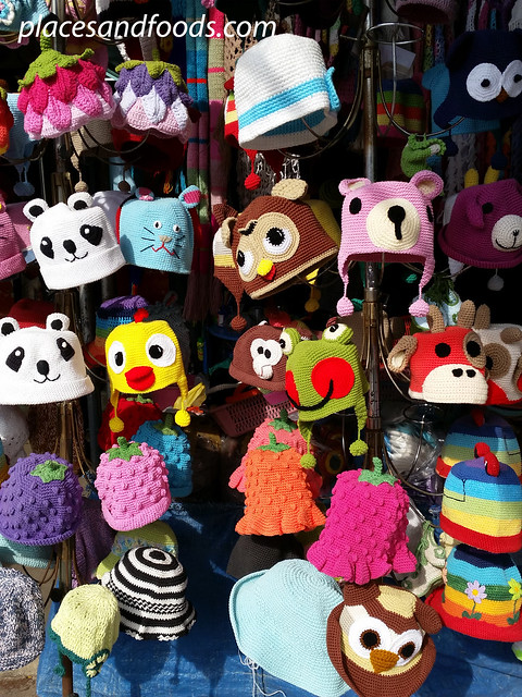 chatuchak market children hats