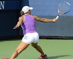 2014 US Open (Tennis) - Qualifying Rounds - Yulia Putintseva