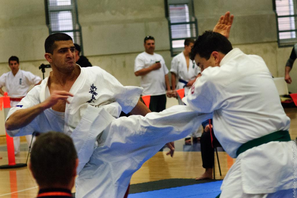 Australian Kyokushin Tournament 2014-33