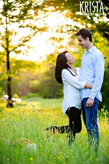 Engagement Portrait Session at Longfellow's Wayside Inn