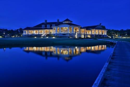 sea club sunrise golf pines predawn