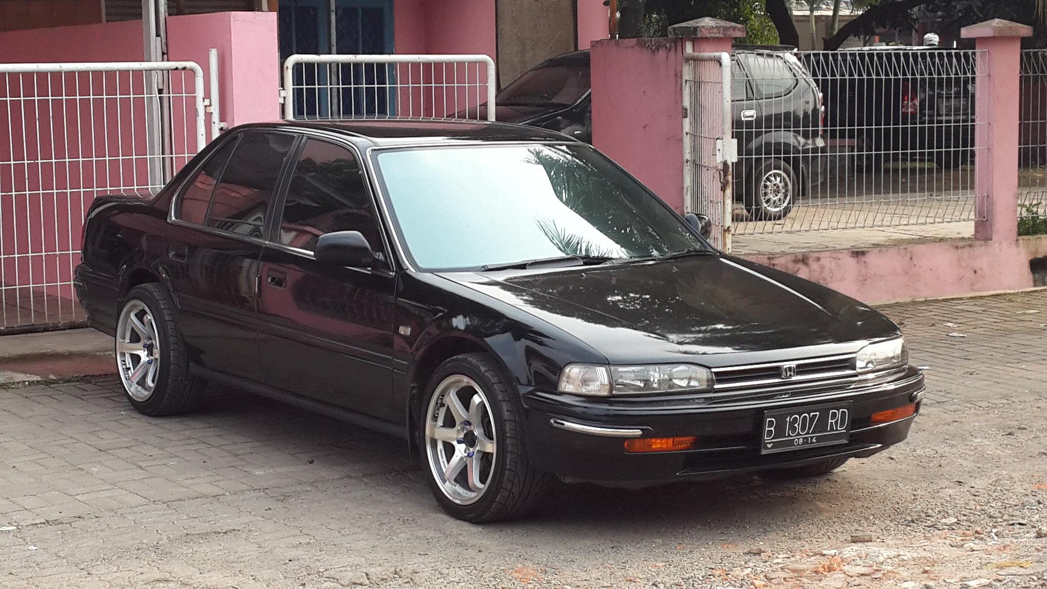 review honda accord maestro pgm-fi 1993 - serayamotor