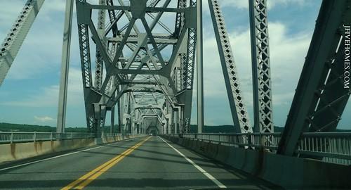 On the Rip Van Winkle Bridge