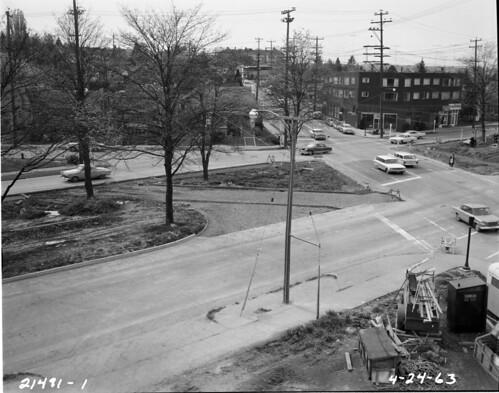 Ravenna Boulevard, 1963