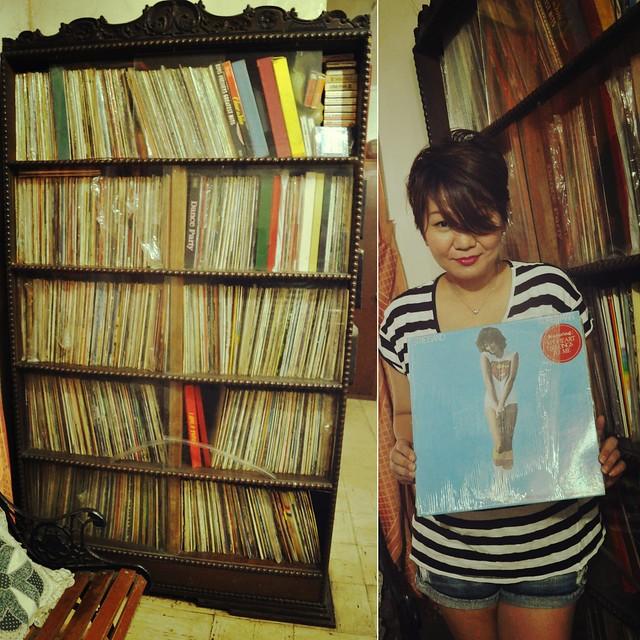 Vinyl Coillection