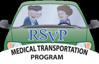RSVP Medical Transportation Program Logo