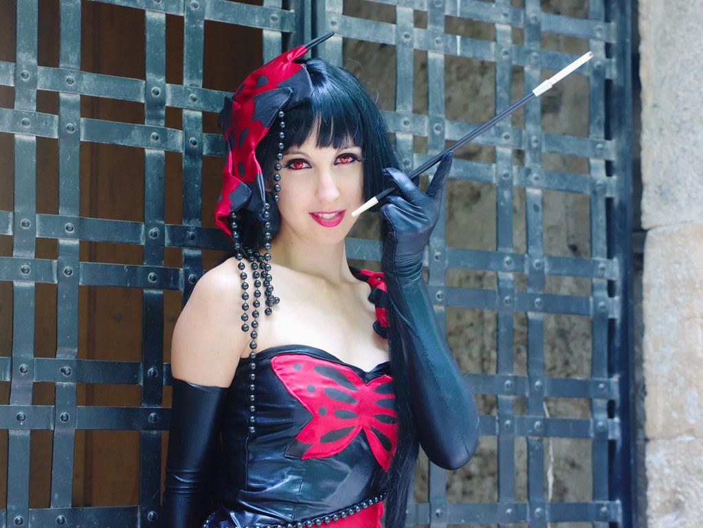related image - Shooting Yuuko Ichihara - Melisandre - Parc de St Pons - 2014-07-20- P1890181