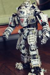 ThreeZero - Titanfall Atlas