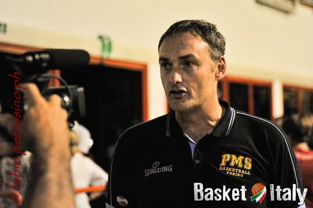 """A2 Gold - E' emergenza Torino. Si ferma Mancinelli, in dubbio Fantoni. coach Bechi: """"Situazione non facile"""""""