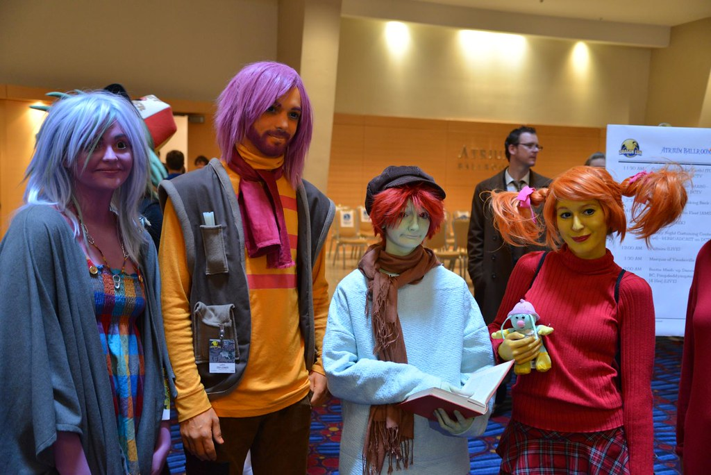 dragoncon 2014 970 by rhysfunk fraggle rock puzzle - Fraggle Rock Halloween Costumes