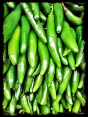 chili pepper(0.0), pea(0.0), plant(0.0), snap pea(0.0), fruit(0.0), dish(0.0), common bean(0.0), crop(0.0), vegetable(1.0), bell peppers and chili peppers(1.0), bird's eye chili(1.0), green(1.0), produce(1.0), edamame(1.0), food(1.0),