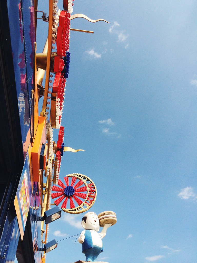Coney Island. Labor Day, 2014