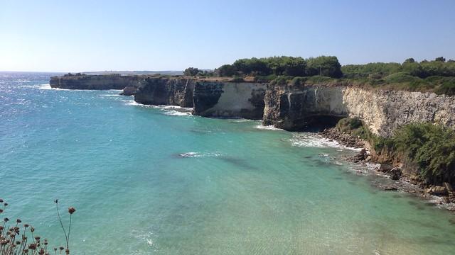 Le cale di Otranto