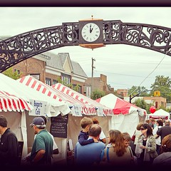 Coming this weekend - VillageFest! Food, fun, cars, music and (of course) shopping!