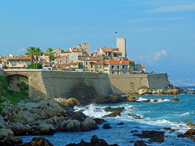 Antibes (Provenza, Costa Azul, Francia)