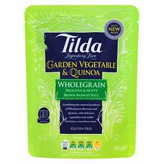 Tilda Garden Vegetable & Quinoa