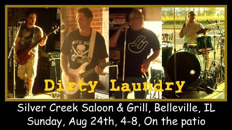 Dirty Laundry 8-24-14
