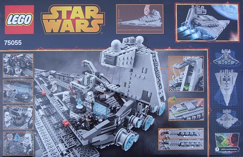 Review 75055 Imperial Star Destroyer Brickset Lego Set Guide And