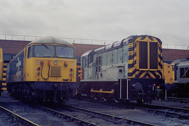 Thornaby Traction Maintenance Depot