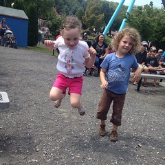 #cirqueenvol will make you #jump. #lakecompounce