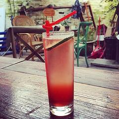 蔓越莓汽水Cranberry Soft Drink