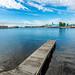 Milwaukee River Pier