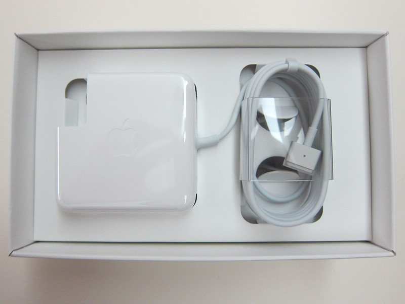 Apple 60W MagSafe 2 Power Adapter - Box Open