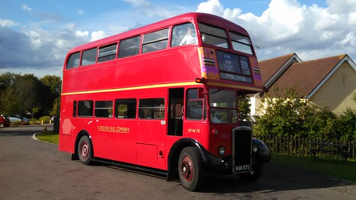 Routemaster at EOR