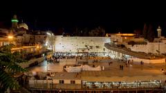 Esplanade du Mur des Lamentations
