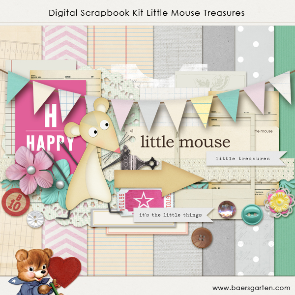 Little Mouse Treasures