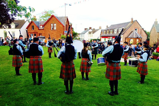 Strathendrick Pipe Band Association
