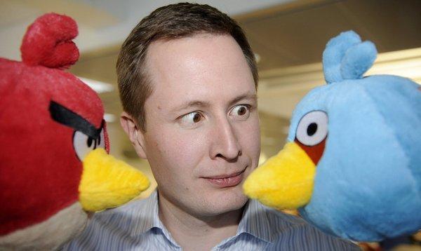 Разработчик Angry Birds
