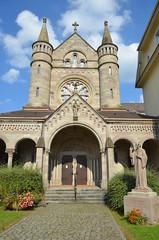 Altkirch.L'église du Prieuré St Morand.4