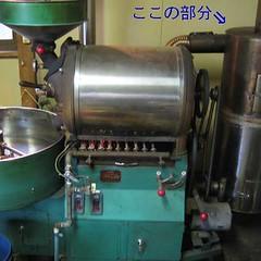 焙煎機サイクロン