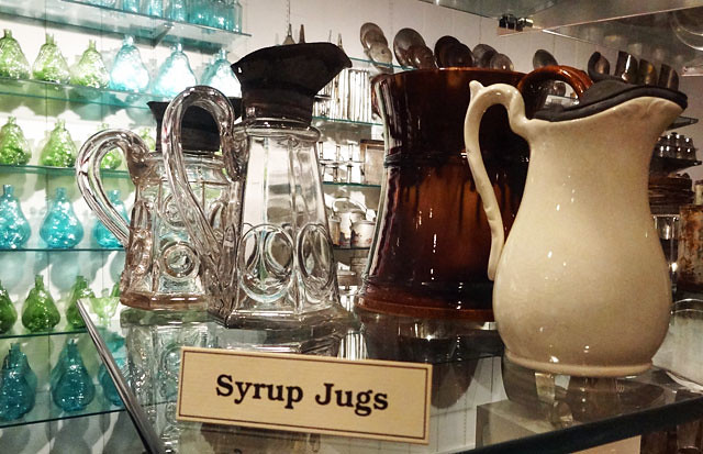 syrup-jugs
