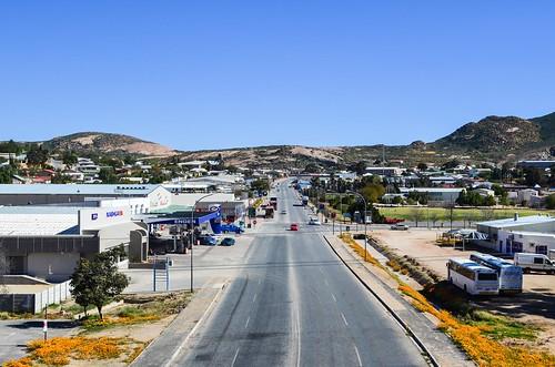 Springbok town center