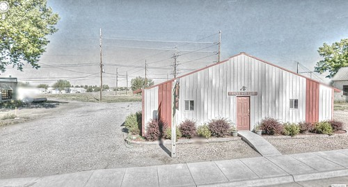 Google Street View - Pan-American Trek - Upton Gun Club
