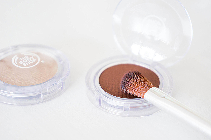 The Body Shop Colour Crush Golden Nudes and 2 in 1 Gel Liner: Eyeshadow | www.latenightnonsense.com