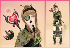 Princess Kimono of the Ink Wars ~