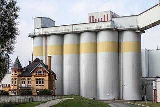 Aurora-Mühle in Wilhelmsburg